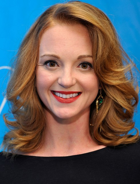 2014 Jayma Mays Medium Hairstyles