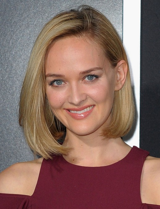 2014 Jess Weixler's Short Hairstyles: Stylish Bob Haircut