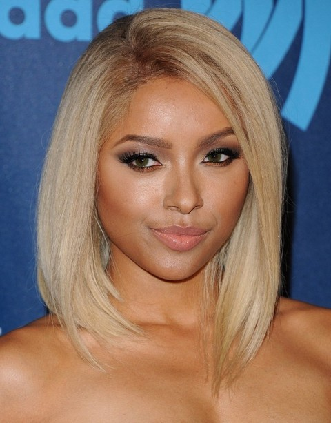 2014 Kat Graham Medium Hairstyles