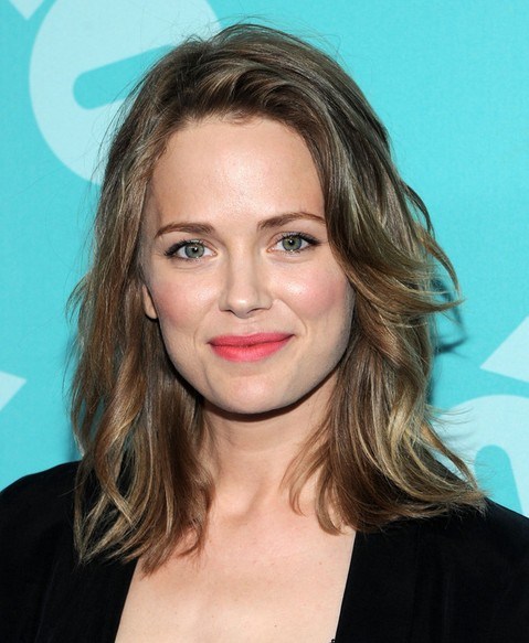 2014 Katia Winter Medium Hairstyles