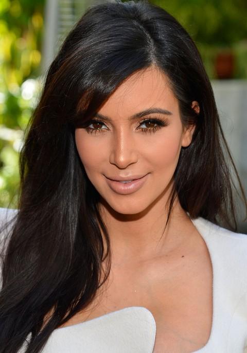 Brilliant Top 15 Kim Kardashian Hairstyles Kim Haircuts Pictures Pretty Hairstyles For Women Draintrainus