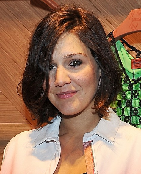 2014 Margherita Missoni Hairstyles: Short Bob Cut