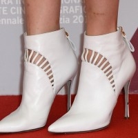 Alba Rohrwacher's Ankle boots