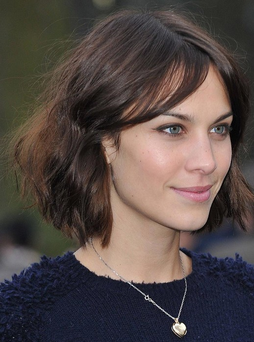 Chic Demi Bob Hairstyles Pretty Designs