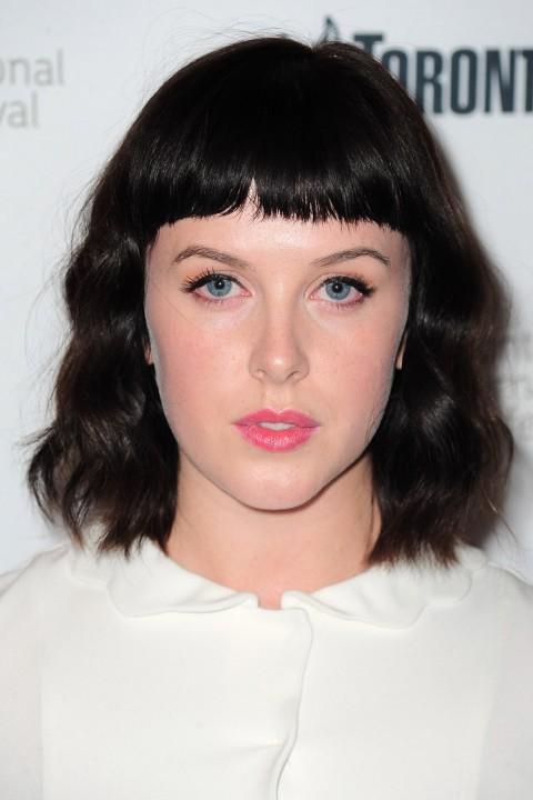 Alexandra Roach 's short hairstyles