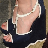 Amy Brenneman's Wedges