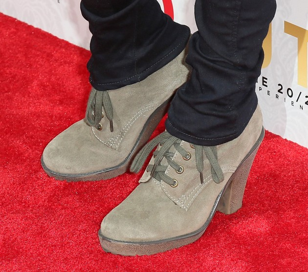 Anna Kendrick's Ankle boots
