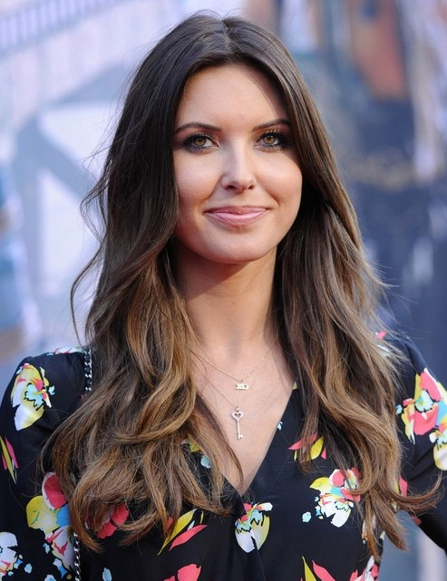 Audrina Patridge Long Hairstyles: Easy Long Hair