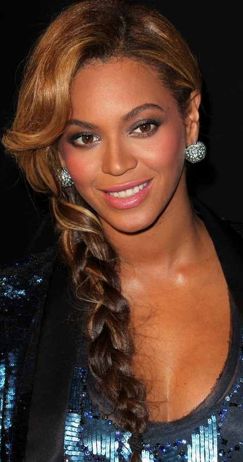 beyonce hair style and picture