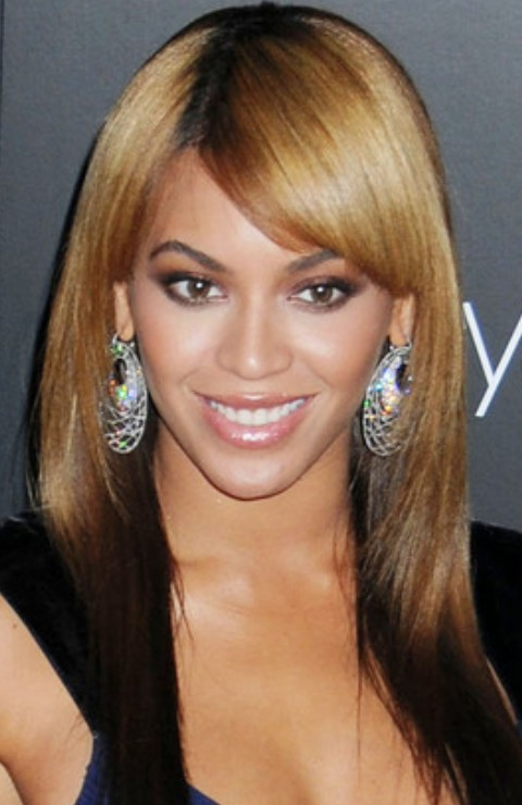 Pleasant Top 23 Beyonce Knowles Hairstyles Pretty Designs Short Hairstyles For Black Women Fulllsitofus