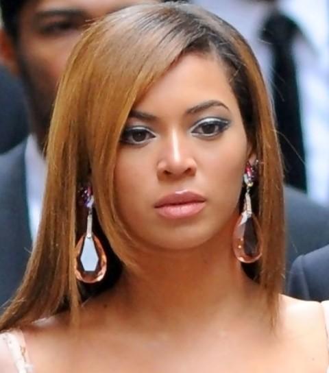 Strange Beyonce Hairstyles Slick Long Straight Haircut With Bangs Short Hairstyles For Black Women Fulllsitofus