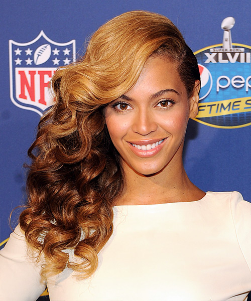 15 classy celebrities� sideswept hairstyles for all face