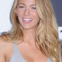 Blake Lively Long Hair style: 2014 Wavy Hair