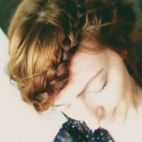 Braided Bangs for Ombre Hair