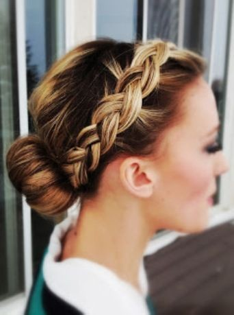 5 Pretty Hairstyles For Schoolgirls Pretty Designs