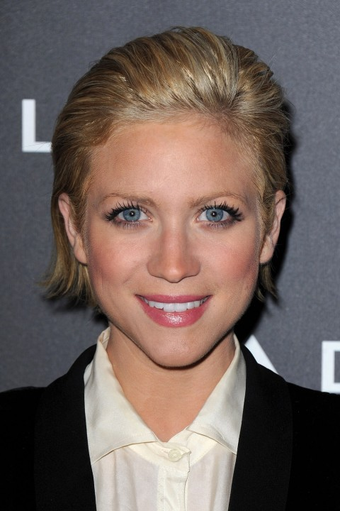 Brittany Snow's Short Hairstyles