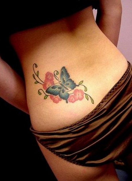 Butterfly Tattos Designs For Women