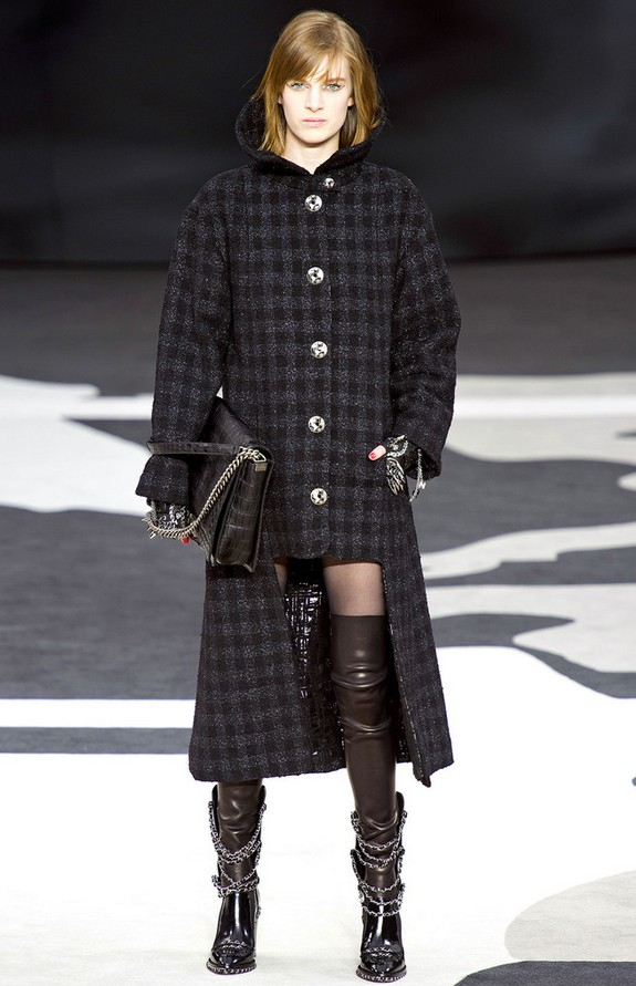 CHANEL FALL 2013 RTW ASHLEIGH GOOD