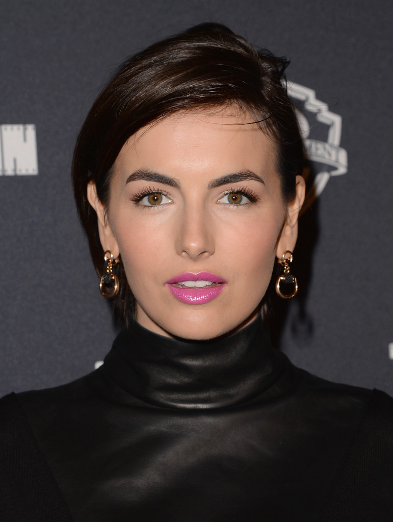 magical bangs:camilla belle's bangs for a chic look in 2014