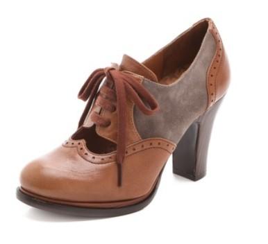 Chie Mihara Oxford boot