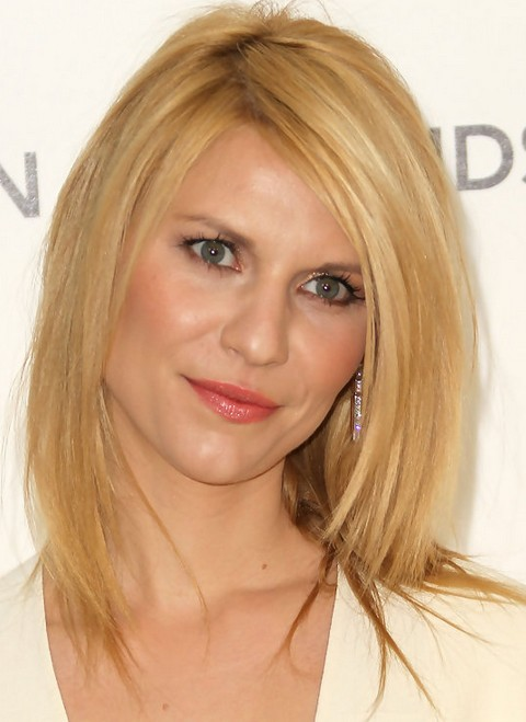 Slimming haircuts pictures of face slimming haircuts long hairstyles - Top 20 Claire Danes Hairstyles Pretty Designs