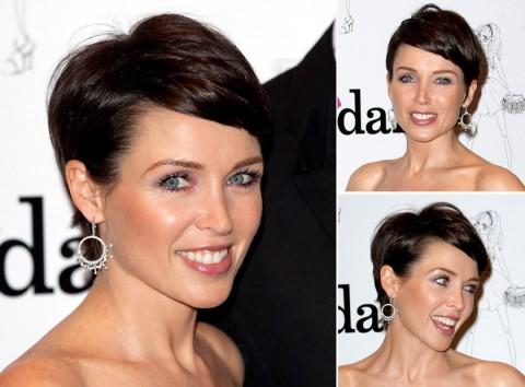 Dannii-Minogue-short hairstyles