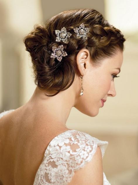 Excellent 5 Most Elegant Wedding Up Do Hairstyles For Women Pretty Designs Short Hairstyles Gunalazisus
