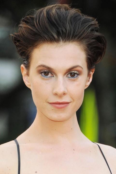 ElettraRosselliniWiedemann's short hairstyles