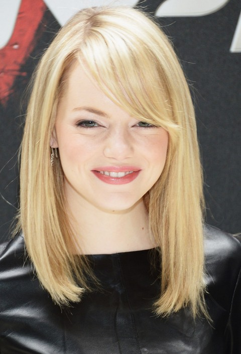 Excellent Top 26 Emma Stone Hairstyles Pretty Designs Short Hairstyles For Black Women Fulllsitofus