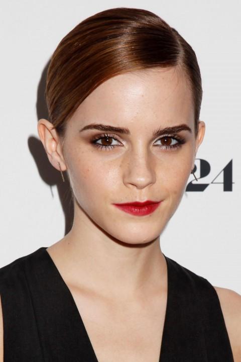 Emma Watson's short hairstyles