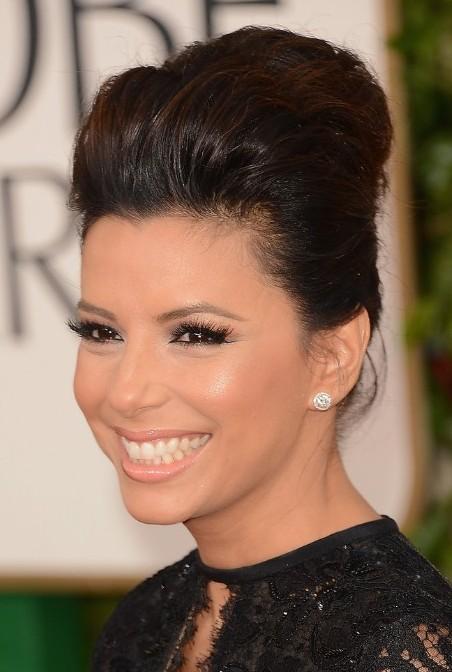 Admirable 16 Pompadour Amp Quiff Hairstyles For Women Pretty Designs Short Hairstyles Gunalazisus