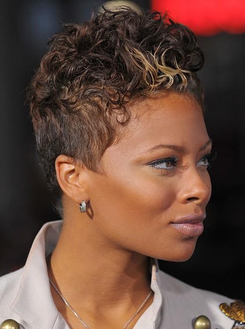 Amazing 16 Pompadour Amp Quiff Hairstyles For Women Pretty Designs Short Hairstyles For Black Women Fulllsitofus