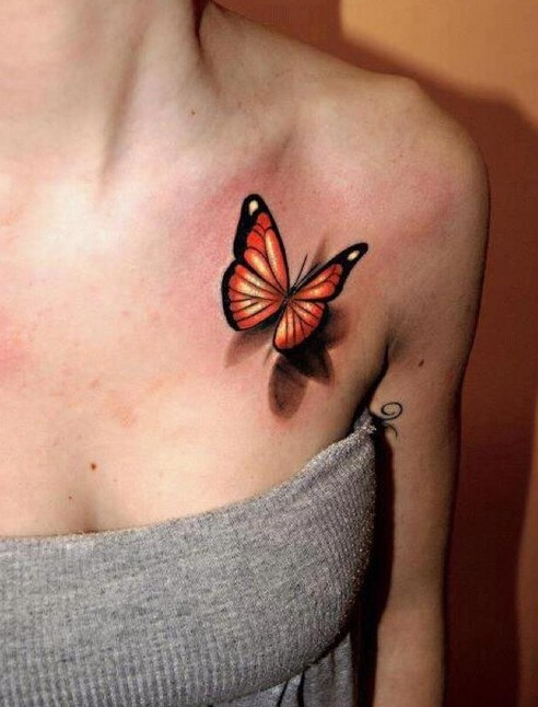 butterfly tattoos their meanings pretty designs. Black Bedroom Furniture Sets. Home Design Ideas