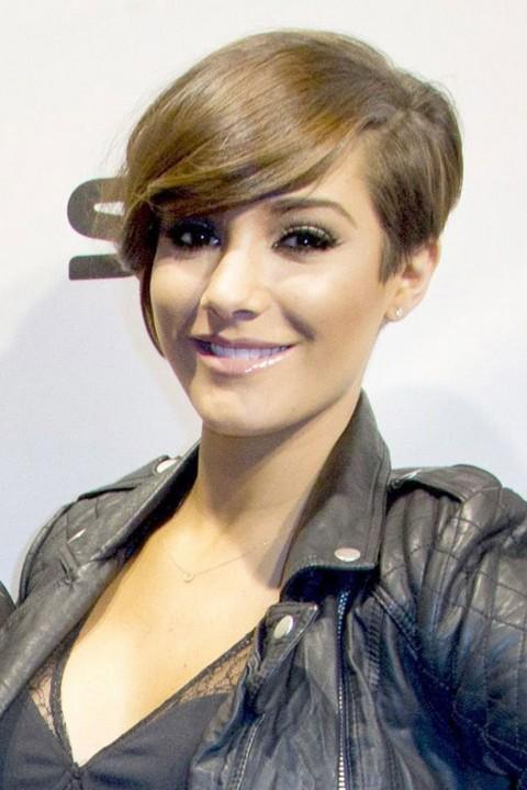 Frankie Sandforn's Short Hairstyles