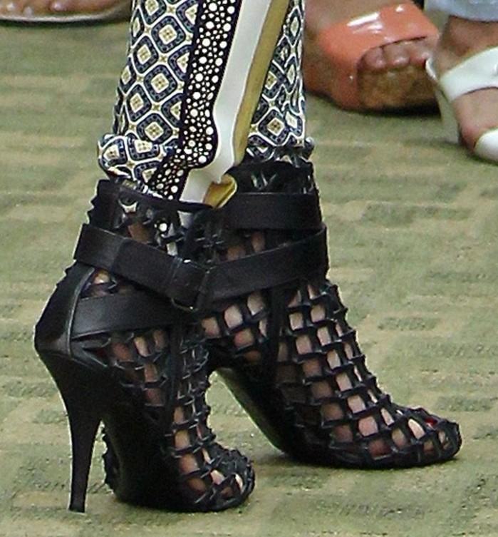 Gwen Stefani's Ankle boots