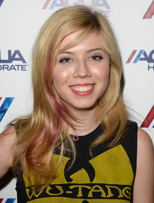 Jennette McCurdy Long Hairstyles 2014: Cute Straight Hairstyle for Girls
