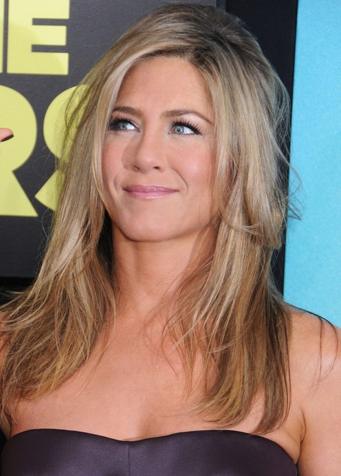 Jennifer Aniston Hairstyles With Bangs