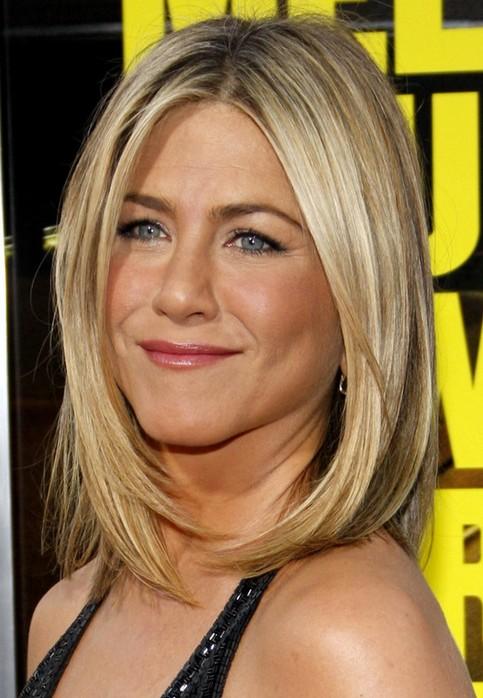 Marvelous 25 Jennifer Aniston Hairstyles Jennifer Aniston Hair Pictures Short Hairstyles For Black Women Fulllsitofus