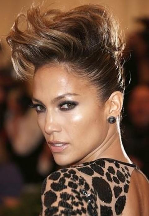 Terrific 30 Jennifer Lopez Hairstyles Pretty Designs Short Hairstyles Gunalazisus