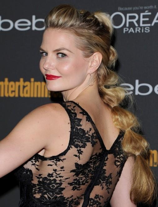 Jennifer Morrison Hair
