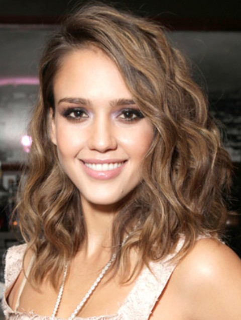 jessica alba hair style 2013 short hairstyle 2013