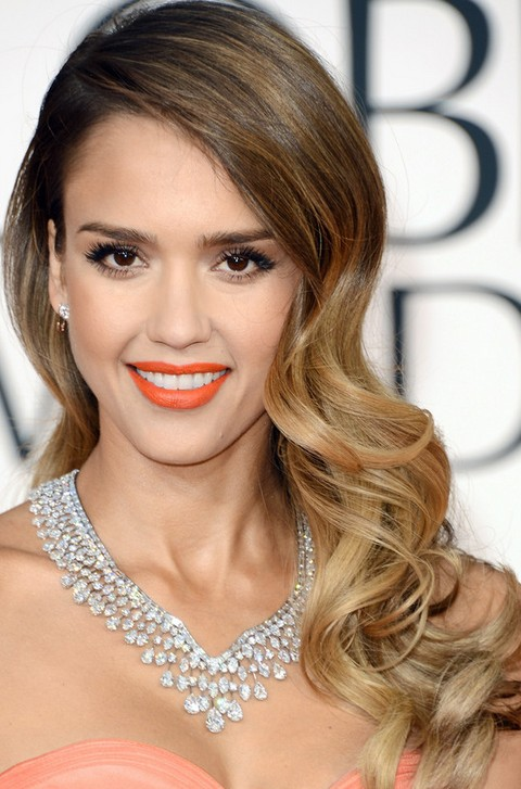 Stupendous Top 21 Jessica Alba Hairstyles Pretty Designs Hairstyles For Men Maxibearus