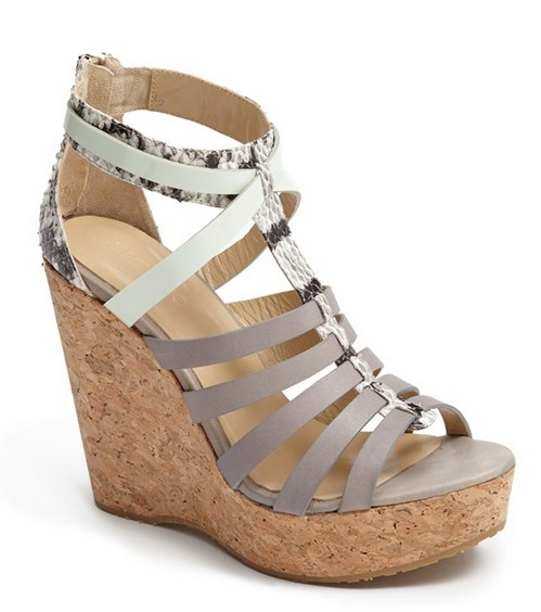 Jimmy Choo 'Pierce' Wedge Sandal
