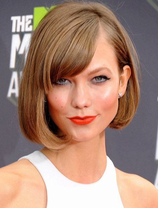 Karlie Kloss Short Haircut for 2014