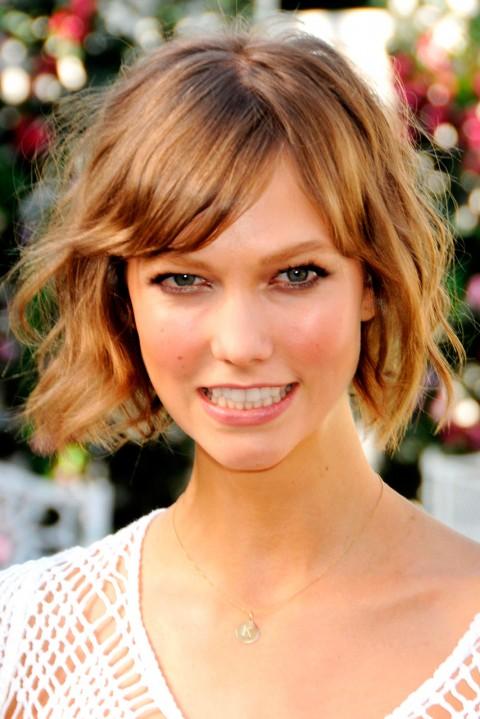 Karlie-Kloss' Short Hairstyles