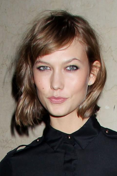 KarlieKloss's short hairstyles