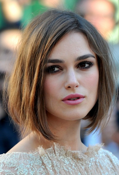 Awesome Chic Demi Bob Hairstyles Pretty Designs Hairstyle Inspiration Daily Dogsangcom