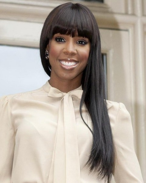 Top 19 Kelly Rowland Hairstyles Pretty Designs
