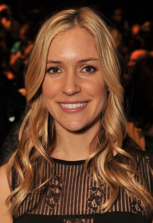 Kristin Cavallari Long Hairstyle: Romantic Curls