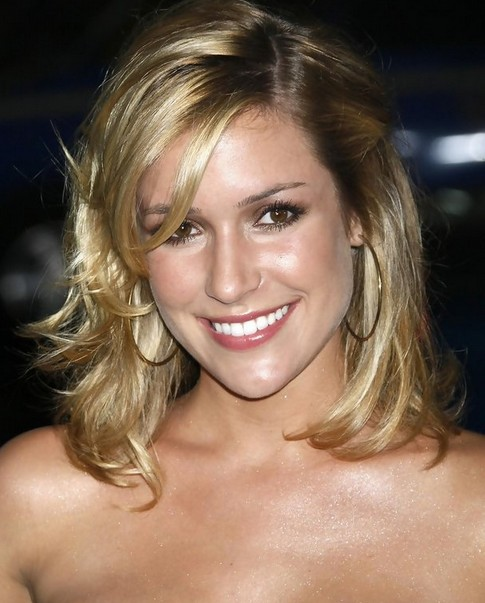 Kristin Cavallari Medium Length: Shoulder-length Hair